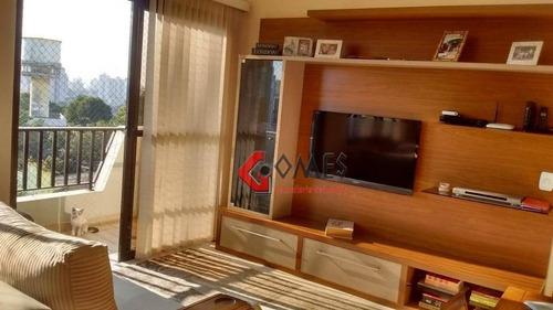 Apartamento Com 3 Dormitórios À Venda, 74 M² Por R$ 320.000,00 - Nova Petrópolis - São Bernardo Do Campo/sp - Ap1897