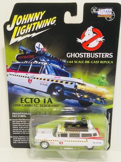 Cazafantasmas Ghostbusters Ecto1 Johnny Lightning