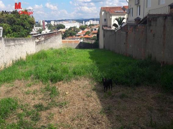 Sorocaba - Excelente Terreno Comercial Na Rua Aparecida - 43449