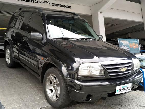 Chevrolet Tracker - 2009 2.0 4x4 8v Gasolina 4p Manual