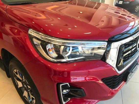 Toyota Hilux 2.8 Srx Cd Diesel 2020 ( Condição Especial )
