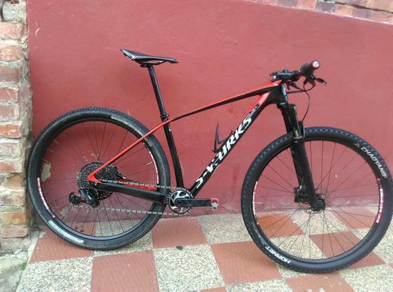 Bicicleta Specialized S-works Stumpjumper