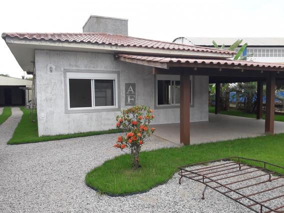 Casa A Venda No Bairro Areias De Palhocinha Em Garopaba - - Kv506-1
