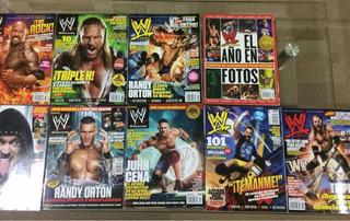 Revistas Wwe Colección 19 Piezas