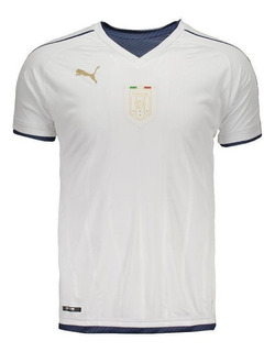 Camisa Puma Itália Away 2017 Tributo