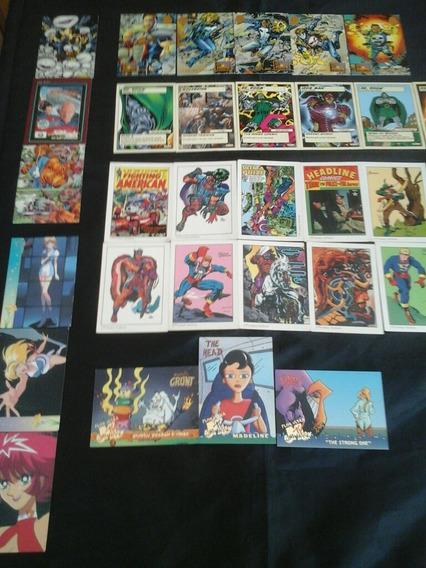 Lote De 30 Tc Coleccionables (varios)
