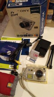 Camara Sony Cyber Shot W130 8.1 Mp