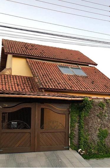 Sobrado Com 3 Dorms, Cidade Jardim, Jacareí - R$ 480 Mil, Cod: 8723 - A8723