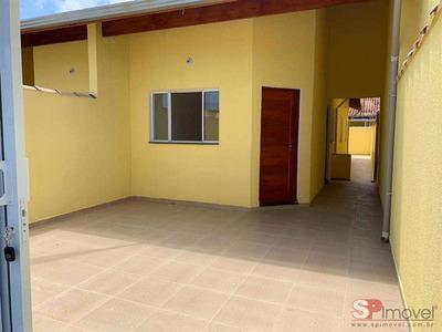 Casa A Venda No Bairro Suarão Em Itanhaém - Sp. - 1369-1