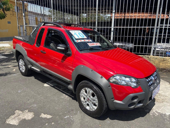 Fiat Strada Adventure Ce Locker 2010