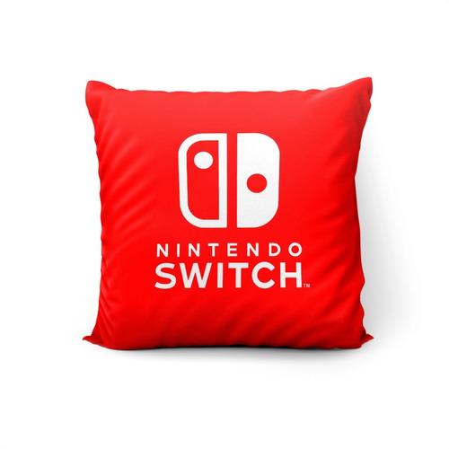 Cojín Nintendo Switch  45x45cm Vudú Love