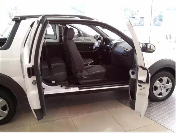 Fiat Strada Working 1.4 C/d Okm #yomequedoencasa!!! Oferta