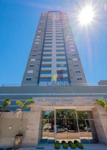 Imagem 1 de 19 de Apartamento À Venda - Centro - Cascavel/pr - Ap0632