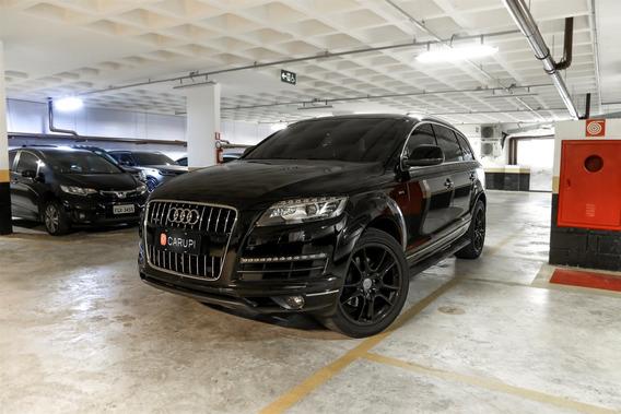 Audi Q7 3.0 Tfsi Quattro V6 24v Gasolina 4p Tiptronic