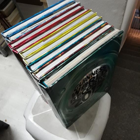 Livros Sobre Recordes- Guiness Book Várias Edições 1973-2013
