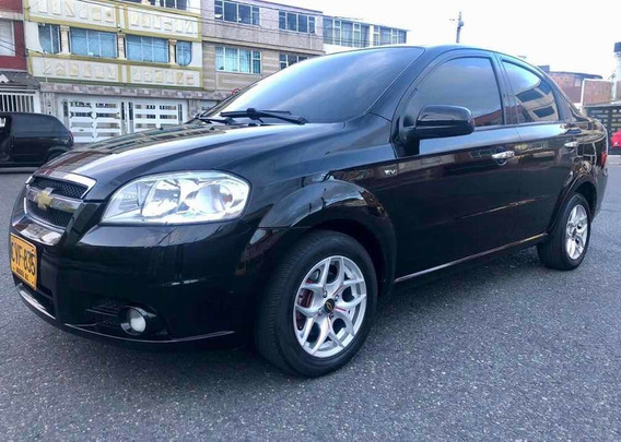 Chevrolet Aveo Emotion Gt Full Equipo