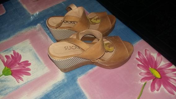 Zapatos Usado