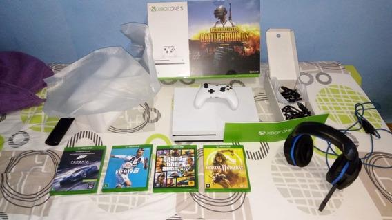 Xbox One S. 1tb, 4k.