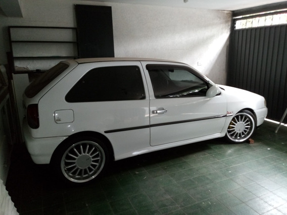 Volkswagen Gol 1.6 3p Álcool 1996
