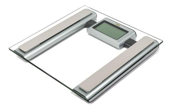 Bascula De Baño Digital Noval Capacidad De 150 Kg Cristal