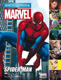 Enciclopedia Marvel-2017-consultar Stock
