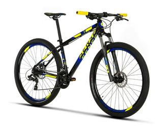 Bicicleta Sense One Mtb Azul 2019 Promoção