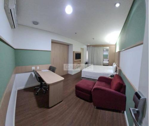 Locação - 01 Dormitório - Chác. Sto. Antônio - Fl5075