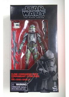 Star Wars - Commander Gree Black Series 6 Pulgadas