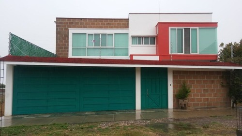 Casa Sola En Totolapan / Totolapan - Maz-117-cs