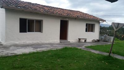 Casa De Arriendo Sector Ushimana Valle De Los Chillos