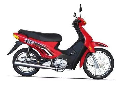 Mondial Ld 110 (tipo Blitz 110) 18ctas$2.642 Motoroma