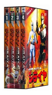 Jiraya - Completo - Dublado - 10 Dvds