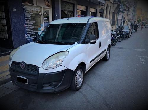 Fiat Doblo 2013  Aire Acondicionado, Direc Y Lev Vidrios