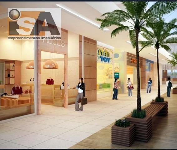 Sala Comercial Em Centro - Arujá, Sp - 3069