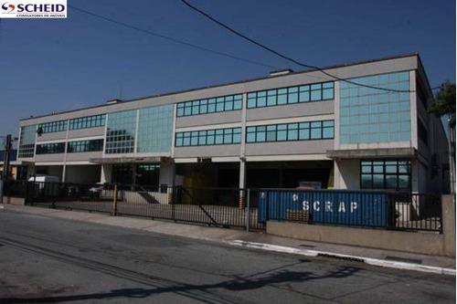 Imagem 1 de 3 de Excelente  Galpão Em Módulos  Ótimo Para Grandes Empresas  Ótimo Local  - Mr46873