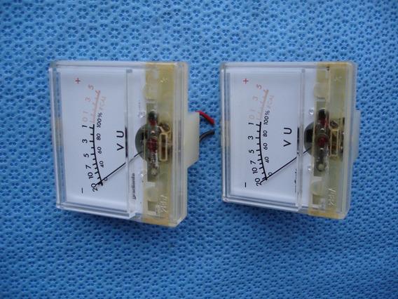 Peças - Tape Deck Cd-3500 - Par De Vus