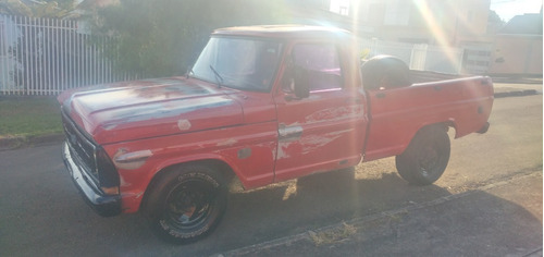 Ford F 1000 1989