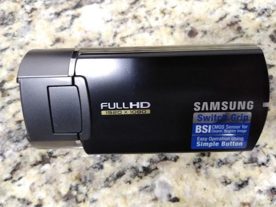 Filmadora Samsung Hmx-q10 Full Hd Alta Definição