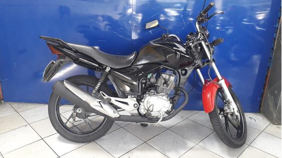 Fan 150 Esi Preta 2011