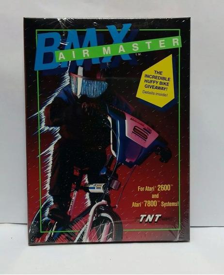 Cartucho Jogo Game Bmx Air Master Covers ( Atari 2600 ) Novo