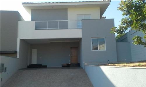 Casa Residencial À Venda, Condomínio San Marco I- Ilha Adriamar, Bonfim Paulista. - Ca0007