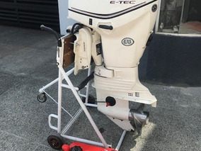Motor Fuera De Borda Evinrude E-tec 60 Hp