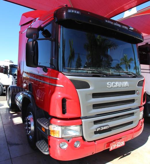 Scania P340 - 2011/11 - 6x2 I Com Pneus Novos (atp 6226)