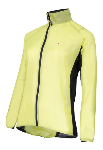 Rompeviento Mujer Campera Ansilta Tour 2 Liviano Ciclismo