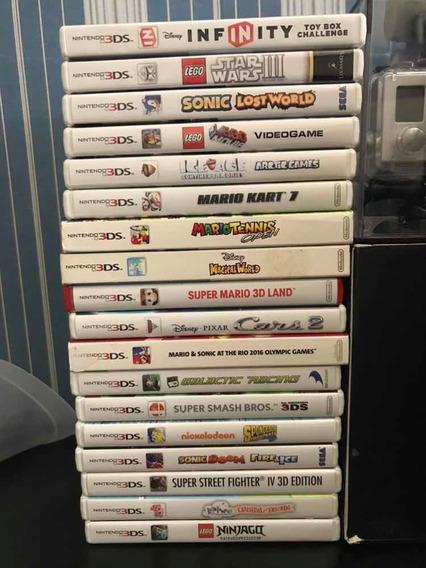 Jogos Originais Para Nintendo 3ds