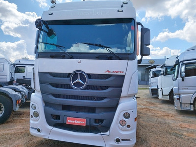 Mercedes-benz 2546 6x2 Mega Space