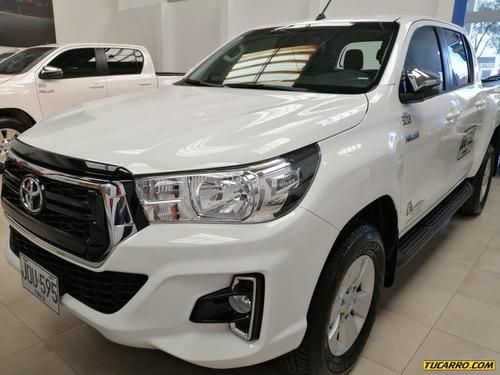 Toyota Hilux Mt 2400cc Dsl