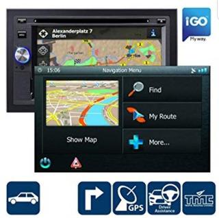 Software Y Mapa Colombia Blaupunkt San Diego 530