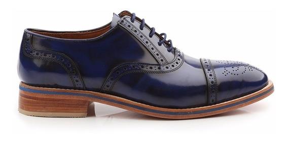 Zapatos Hombre De Vestir De Cuero Morrisey - Ferraro -
