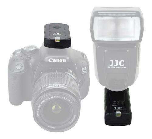 Set Disparadores De Flash Para Nikon 1 Disparador 2 Receptor